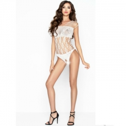 BODYSTOCKING BLANCO TALLA UNICA